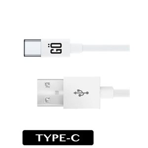Câble TYPE-C 5' Charge et Sync - Blanc