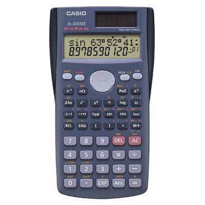 CASIO Calculatrice scientifique FX300MS