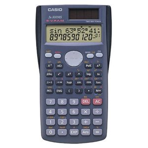 CASIO Calculatrice scientifique FX300MS